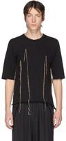 Sulvam Black Darts T-Shirt