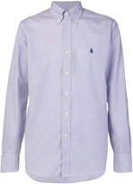 Polo Ralph Lauren micro check shirt
