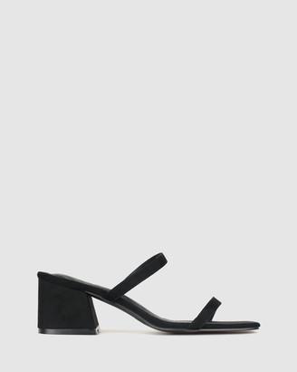 betts Pascal Block Heel Sandals