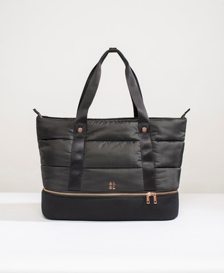 Sweaty Betty Icon Luxe Gym Bag