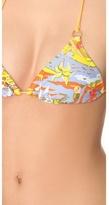 Anna & Boy Sliding Triangle Bikini