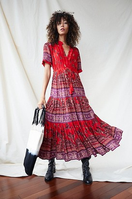 Free People Rare Feelings Maxi Dress