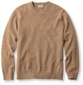 L.L. Bean Beans Lambswool Sweater, Crewneck