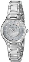 Raymond Weil Women's 5127-STS-00985 Noemia Silver-Tone Stainless Steel Watch