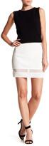 NBD Trouble Again Mini Skirt