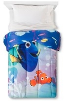 Disney Finding Dory® Comforter Twin Blue