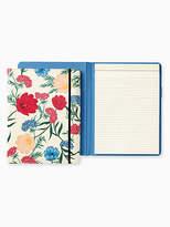 Kate Spade Blossom Notepad Folio