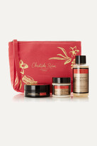 Christophe Robin Regenerating Hair Ritual Travel Kit - one size