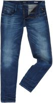 Replay Men's Laserblast Anbass slim-fit jeans