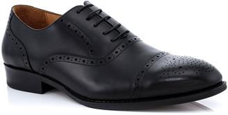 Ike Behar Men's Jared Brogue Leather Oxford Shoes