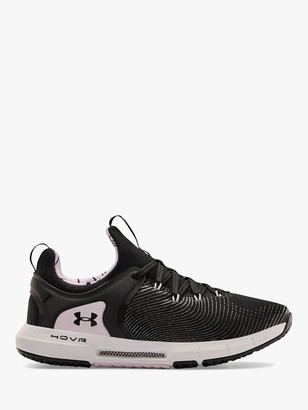Under Armour HOVR Rise 2 LUX Women's Cross Trainers, Black/White
