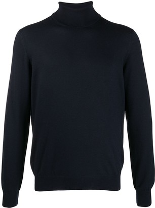 Fay Roll-Neck Sweater