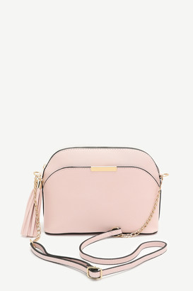 Ardene Faux Leather Dome Bag