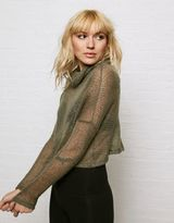 American Eagle Outfitters Don't Ask Why Textured Turtleneck