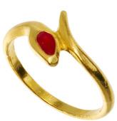 Susan Caplan Vintage Exclusive For ASOS Vintage 80s Snake Ring