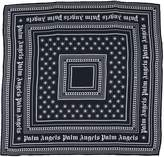 Palm Angels Square scarves - Item 46521220