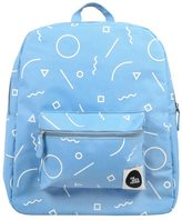 Forever 21 FOREVER 21+ The Whitepepper Graphic Print Canvas Backpack