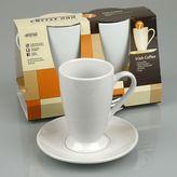 Konitz Coffee Bar By 4-pc. Irish Coffee Cup & Saucer Set