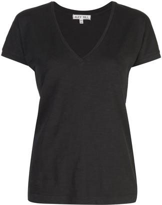 Alex Mill Slub V-Neck T-shirt