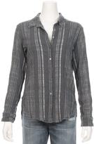 XIRENA Shelby Antibes Stripe Shirt