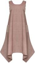 Marianne Dress Brick