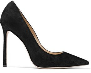 Jimmy Choo Suede Pumps
