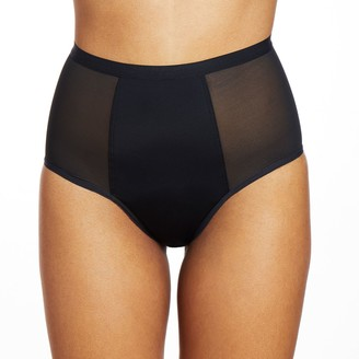 THINX Women's Leak-Proof High Waist Super Panty THHW21