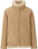Kid Fuzzy Fleece Jacket - ShopStyle