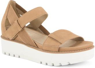 Eileen Fisher Luck Platform Sandal