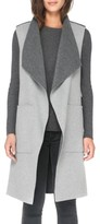 Soia & Kyo Women's Reversible Wool Blend Vest