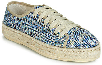 Rondinaud ERLON women's Espadrilles / Casual Shoes in Blue