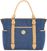 Giani Bernini Braided Medium Tote, Created for Macy's