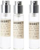 Le Labo Ambrette 9 Eau De Parfum Travel Tube Refill 3 X 10ml