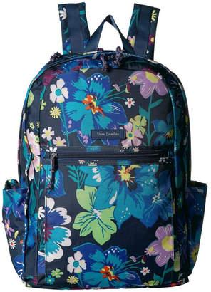 Vera Bradley Firefly Garden Grand-Backpack