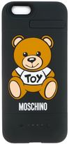 Moschino Toy bear iPhone 6 case - women - PVC - One Size