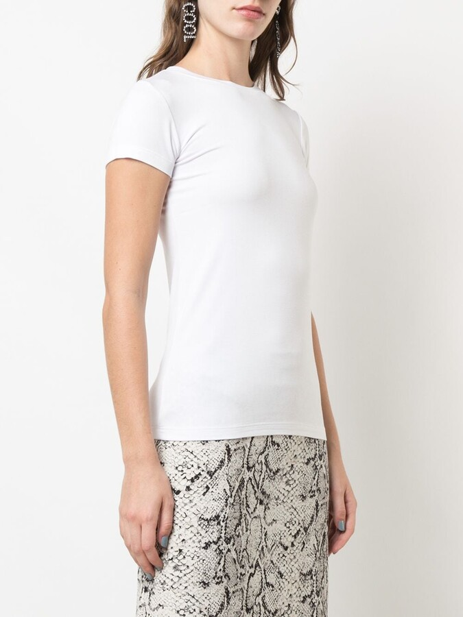 Thumbnail for your product : L'Agence Ressi short sleeved T-shirt