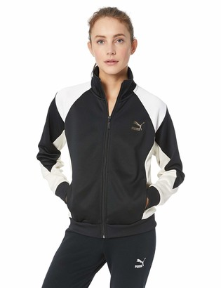 Puma Women's Retro Track Jacket Sweater