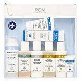 REN Grab & Go Kit Face & Body Skincare Set