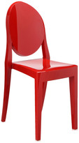 Kartell Victoria Ghost Chair Red