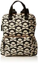Orla Kiely Womens Backpack Tote Backpack