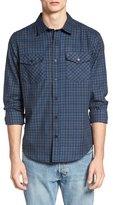 Hurley Cascade DRI-Fit Plaid Woven Shirt