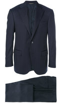 Corneliani pinstripe two piece suit