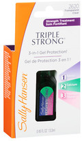 Sally Hansen Triple Strong Advanced Gel Nail Fortifier, Clear
