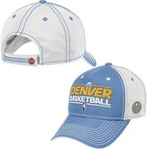adidas Denver Nuggets Official Practice Graphic Adjustable Hat