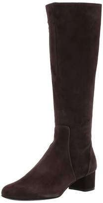 Bruno Magli Women's Mary Fashion Boot Brown Suede M095 M US