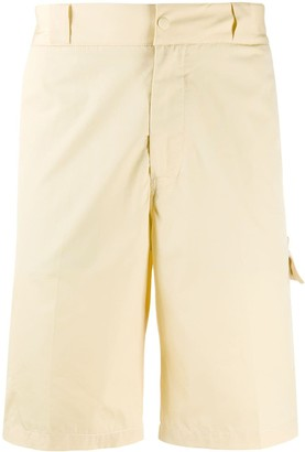 Salvatore Ferragamo straight Bermuda shorts