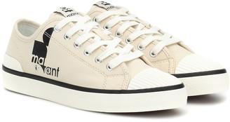Isabel Marant Binkoo canvas low-top sneakers