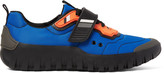 Prada Rubber and Leather-Trimmed Nylon Sneakers