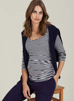 Isabella Oliver Arlington Striped Maternity Top