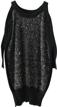 J.W.Anderson Black Wool Top for Women